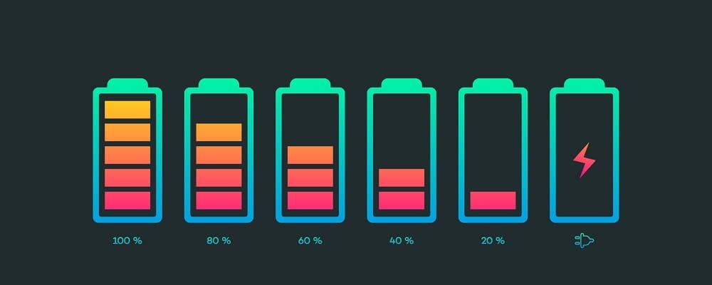 bateria ładowanie
